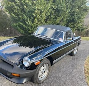 1980 MG MGB for sale 101435688