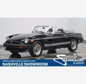 1980 MG MGB for sale 101448088