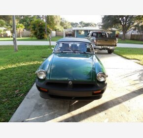 1980 MG MGB for sale 101460434