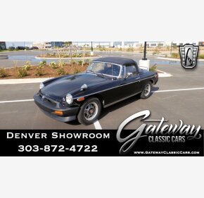 1980 MG MGB for sale 101464374