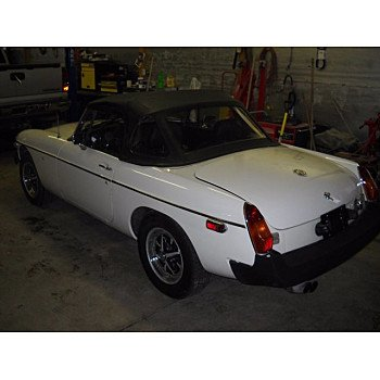 1980 MG MGB for sale 101475767