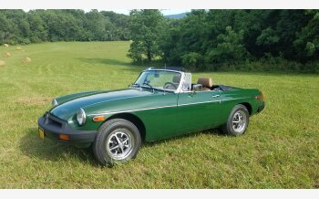 1980 MG MGB for sale 101495501