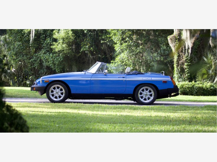 1980 MG MGB for sale 101541806