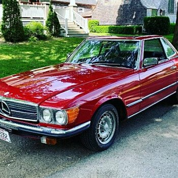 1980 Mercedes-Benz 280SL for sale 101180505