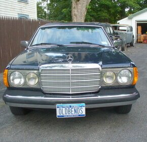 1980 Mercedes-Benz 300CD for sale 101218924