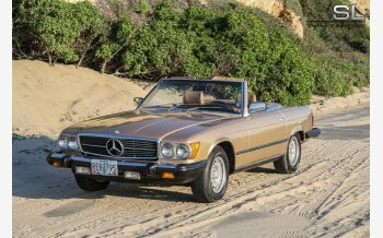 1980 Mercedes-Benz 450SL for sale 101093980