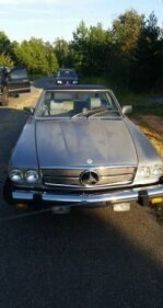 1980 Mercedes-Benz 450SL for sale 100827255