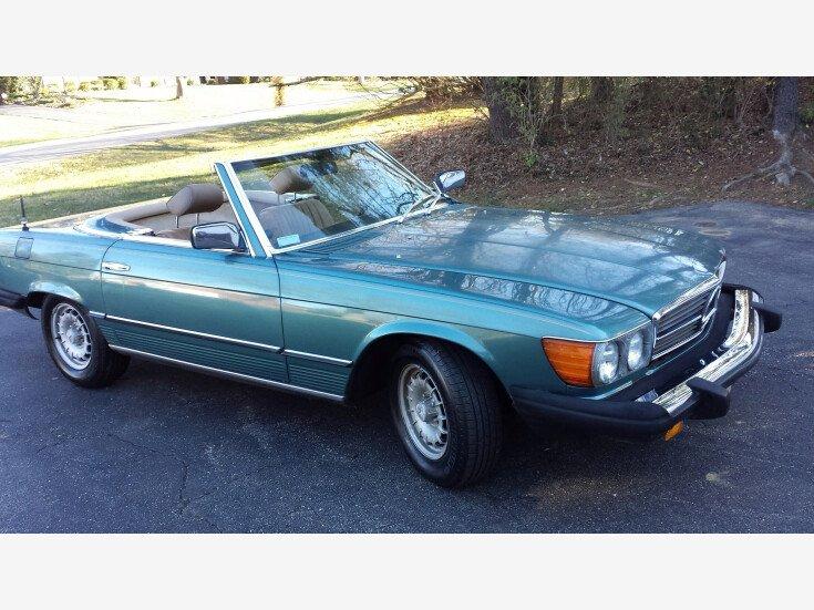 1980 Mercedes-Benz 450SL for sale 100884175