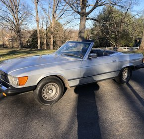 1980 Mercedes-Benz 450SL for sale 101072310