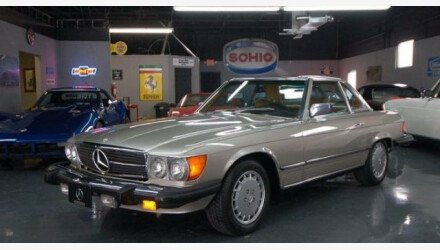 1980 Mercedes-Benz 450SL for sale 101109844