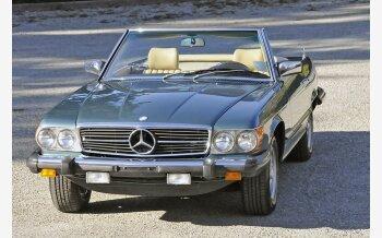 1980 Mercedes-Benz 450SL for sale 101113718