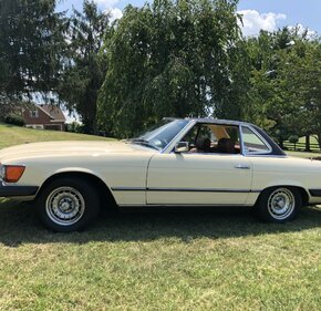 1980 Mercedes-Benz 450SL for sale 101186379
