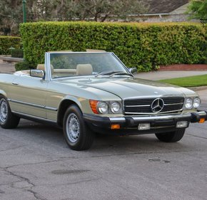 1980 Mercedes-Benz 450SL for sale 101191244