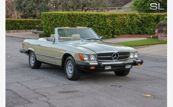 1980 Mercedes-Benz 450SL for sale 101191244
