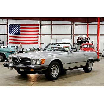 1980 Mercedes-Benz 450SL for sale 101198946