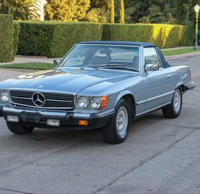 1980 Mercedes-Benz 450SL for sale 101231123