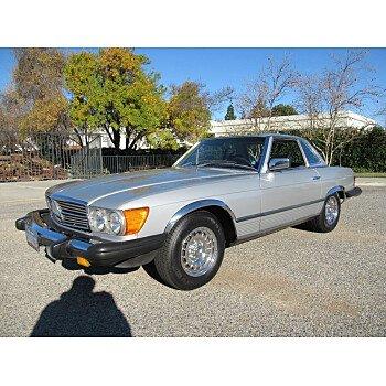 1980 Mercedes-Benz 450SL for sale 101255895