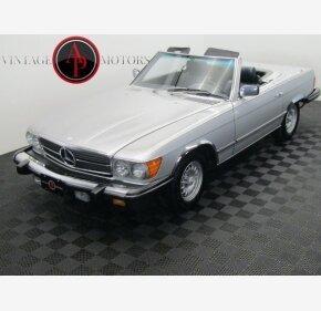 1980 Mercedes-Benz 450SL for sale 101276177