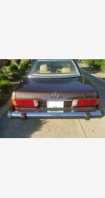 1980 Mercedes-Benz 450SL for sale 101304529