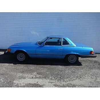 1980 Mercedes-Benz 450SL for sale 101319774