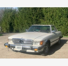 1980 Mercedes-Benz 450SL for sale 101328067