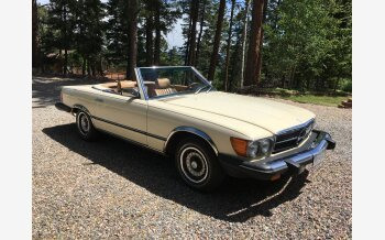 1980 Mercedes-Benz 450SL for sale 101333753
