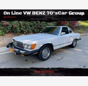 1980 Mercedes-Benz 450SL for sale 101345662