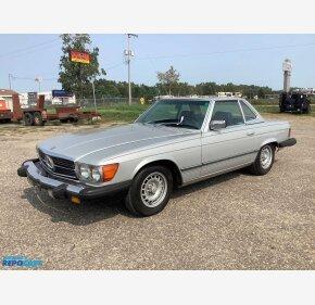 1980 Mercedes-Benz 450SL for sale 101379231