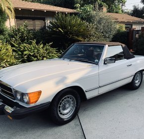 1980 Mercedes-Benz 450SL for sale 101404861
