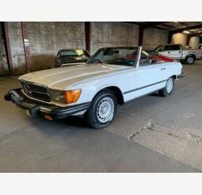 1980 Mercedes-Benz 450SL for sale 101407145