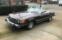 1980 Mercedes-Benz 450SL for sale 101407619
