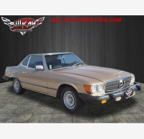 1980 Mercedes-Benz 450SL for sale 101415008