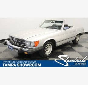 1980 Mercedes-Benz 450SL for sale 101440654