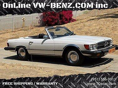 1980 Mercedes-Benz 450SL for sale 101553699