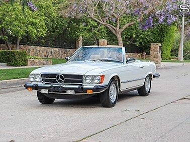 1980 Mercedes-Benz 450SL for sale 101558750
