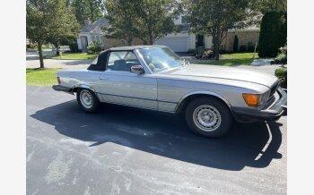 1980 Mercedes-Benz 450SL for sale 101619676