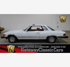 1980 Mercedes-Benz 450SLC for sale 100964927