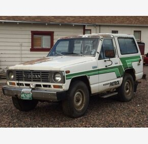 1980 Nissan Patrol for sale 101000729