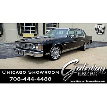 1980 Oldsmobile Ninety-Eight for sale 101181817