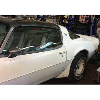 1980 Pontiac Firebird for sale 100924622