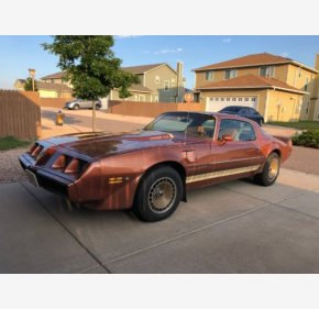1980 Pontiac Firebird Trans Am for sale 101082640