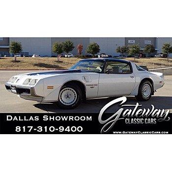 1980 Pontiac Firebird for sale 101460507