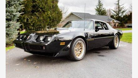1980 Pontiac Firebird for sale 101491263
