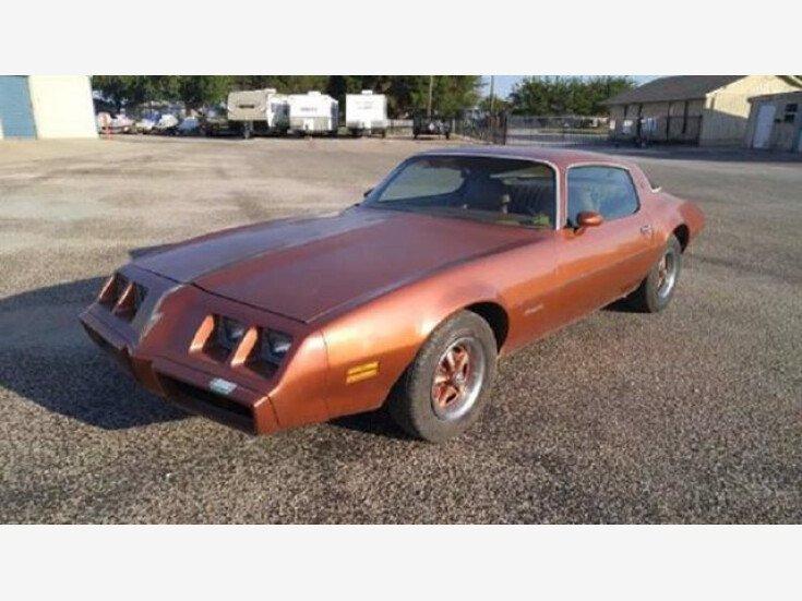 1980 Pontiac Firebird for sale 101533760