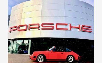 1980 Porsche 911 SC Targa for sale 101460374