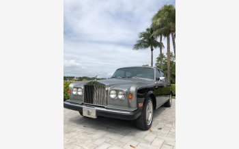 1980 Rolls-Royce Silver Shadow for sale 101222791