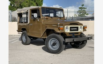 1980 Toyota Land Cruiser for sale 101298278
