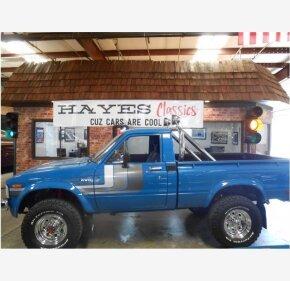 old little toyota truck