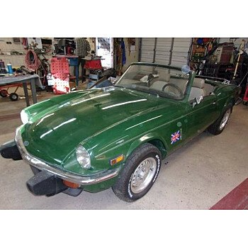 1980 Triumph Spitfire for sale 101060610