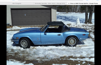 1980 Triumph Spitfire for sale 101128540